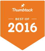 Thumbtack best of 2016 award