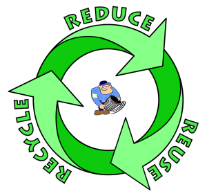 recycle guy